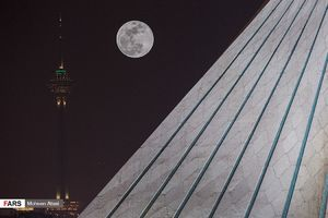 امشب؛ مشاهده بزرگترین اَبرماه سال ۹۹