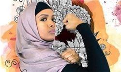 «یک روز با حجاب» هشتگی که جهانی شد + عکس