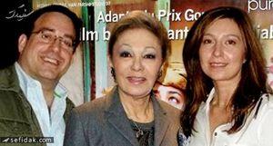 شبکه «من و تو» ستاد پهلوی با پول ملکه