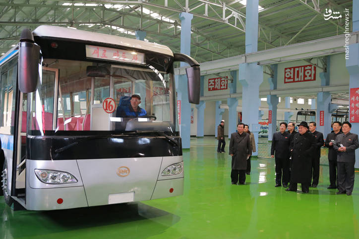 عکس کره شمالی زندگی در کره شمالی رهبر کره شمالی جنگ آمریکا و کره شمالی تحریم کره شمالی اخبار کره شمالی اخبار صنعت خودروسازی