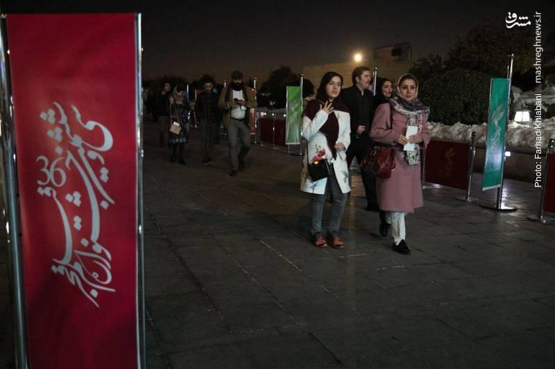 سی و ششمین جشنواره فیلم فجر امشب 12 بهمن 96، در برج میلاد آغاز بکار کرد.