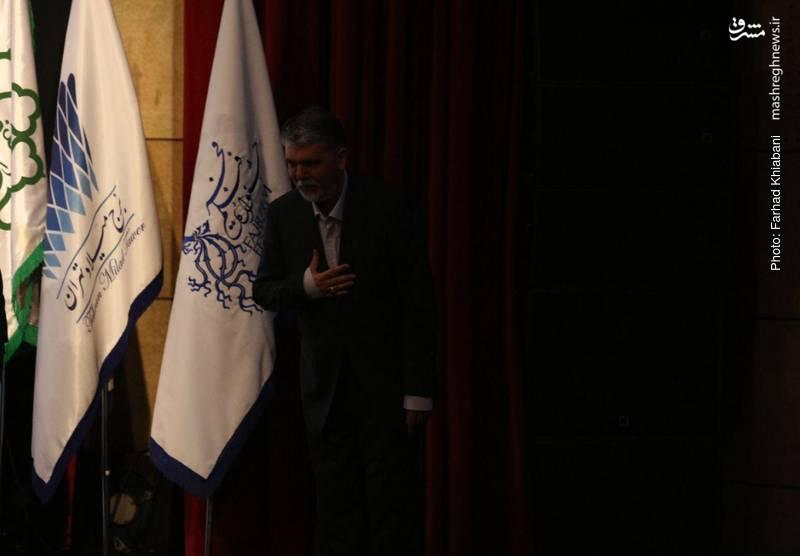 حضور وزیر فرهنگ و ارشاد اسلامی در مراسم افتتاحیه جشن سالانه سینمای ایران