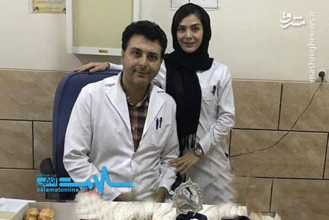 زوج پزشکی که مناطق محروم ایران را به تورنتو ترجیح دادند +عکس