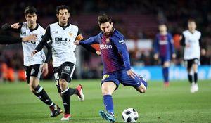 فیلم/ خلاصه دیدار بارسلونا 1 - 0 والنسیا
