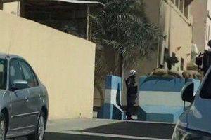 عکس/ محاصره منزل شیخ  عیسی قاسم