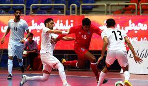 فیلم/ جام ملتهای فوتسال آسیا؛ ایران 14-0 میانمار