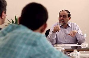 فیلم/ گفتوگوی داغ با رحیم پور ازغدی در برنامه«بدون توقف»