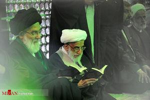 عکس/ تجدید میثاق اعضاء مجمع تشخیص مصلحت با آرمانهای امام