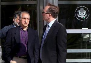 آمریکا «شیخ زاده» را به ۳ماه حبس محکوم کرد