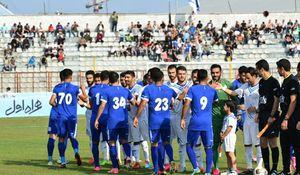 نتایج کامل هفته 22 لیگ دسته اول +جدول