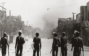 فیلم/ جنایت پهلوی در ۲۳ آذر سال ۵۷