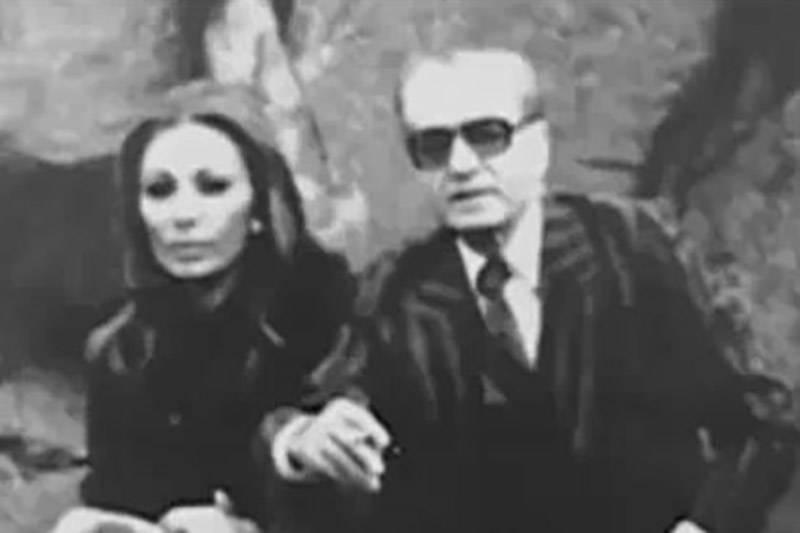 فیلم/ روایت فرح از انتقال شاه به بیمارستان روانی