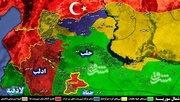 نقشه میدانی حرکت به سوی الفوعه کفریا سوریه.jpg