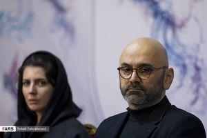 عکس/نشست خبری فیلمهای دومین روز جشنواره فیلم فجر