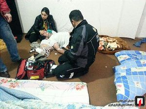 عکس/ قاتل خاموش حریف زوج تهرانی نشد