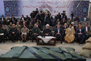 فیلم/ حمایت روحانی از قدرت موشکی ایران
