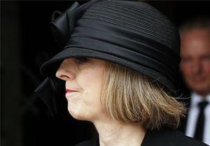 عکس/ خانم نخستوزیر در جنگل وحشت