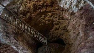 عکس/ کشف تونلهای نیروهای کرد در عفرین