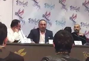 فیلم/ فرخنژاد: آرزو داشتم با مهدویان و حجازیفر کار کنم
