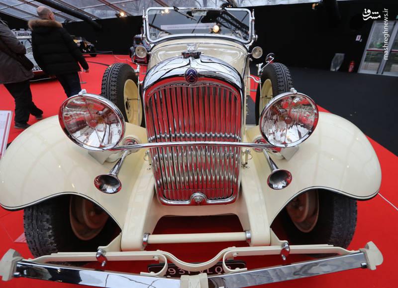 سیتروئن مدل 1931
