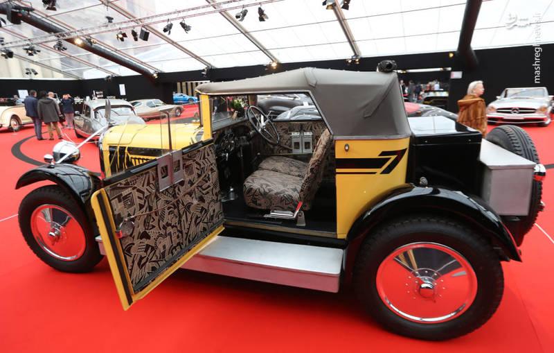 آویون ویژن مدل سال 1928