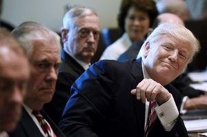 تیم امنیت ملی ترامپ - نمایه