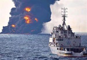اعلام دلیل سانحه نفتکش سانچی تا ۲ ماه آینده
