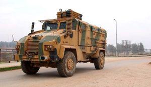 عکس/ ورود ارتش ترکیه به ادلب سوریه