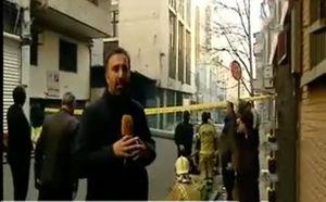 فیلم/ ساختمان های اطراف وزارت نیرو هم تخلیه شدند