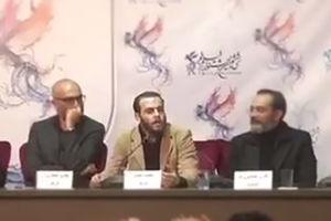 فیلم/ توضیح بازیگر سوری از همکاری با حاتمی کیا