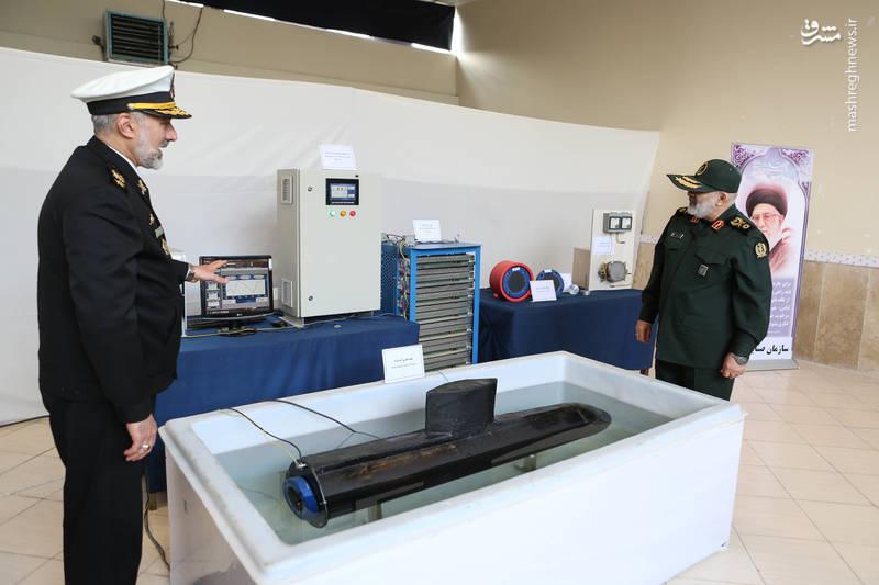 این دستگاه راه حلی هوشمندانه و سیستمی کاملا دیجیتال در حفاظت از بدنه و کلیه اجرای مغروق شناور است.
