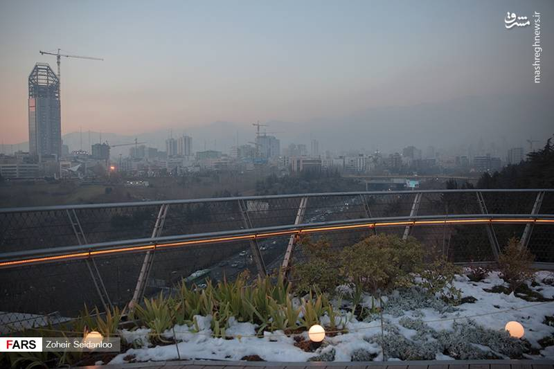 آلودگی امروز در شهرهای بزرگ به ویژه تهران، کرج، قم، قزوین، تبریز، ارومیه و اهواز ادامه دارد.