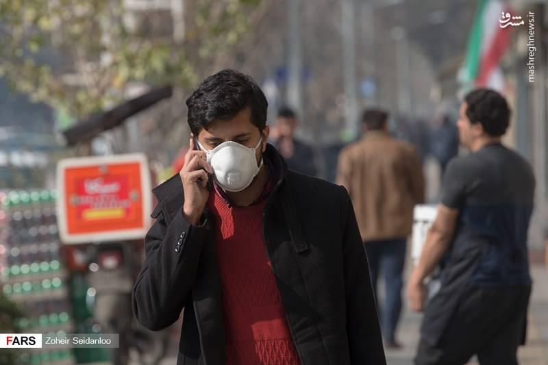مرکز پایش آلودگی هوا، شاخص آلودگی هوای پایتخت را ۱۷۷ و در وضعیت ناسالم اعلام کرد.