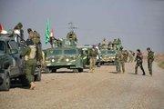 آغاز عملیات نیروهای بسیج مردمی برای حذف پرچم سفید ها از نقشه عراق
