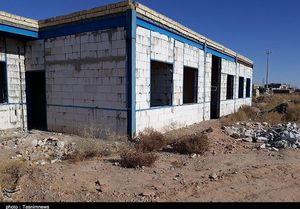 """حال و روز مخروبهای بهنام """"بیمارستان نصرآباد""""+عکس"""