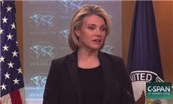 نشست خبری سخنگوی وزارت خارجه آمریکا