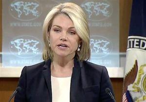 تکرار ادعای همیشگی آمریکا علیه ایران