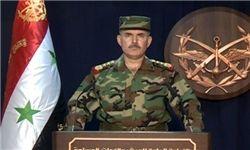 واکنش سوریه به حملات اخیر اسرائیل به دمشق,
