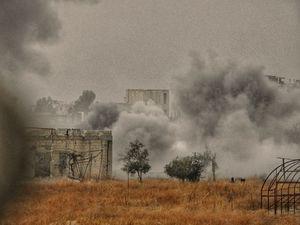 شلیک 80 راکت به سمت ریف دمشق