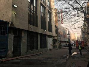 وضعیت ساختمان برق حرارتی وزارت نیرو
