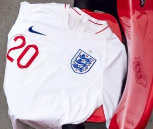عکس/ پیراهن تیم ملی انگلیس در جامجهانی