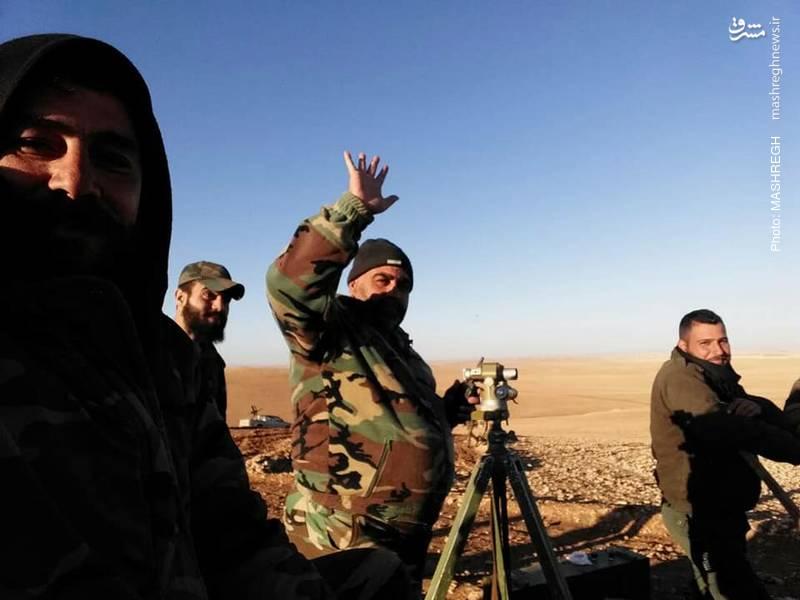 فرمانده هان ارتش سوریه پس از بازدید از مناطق عملیاتی جنوب غرب استان حلب و شرق ادلب شرایط را برای شروع عملیات بررسی کردند