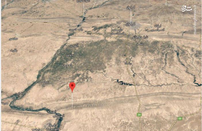 2186675 - آیا «پرچم سفیدها» همان «داعش کردستان» است؟