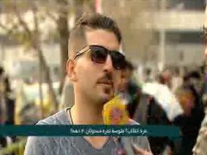 فیلم/ نمره مردم به مسئولان انقلابی