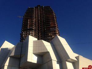 عکس/ برج سازی در کمتر از ۴ روز !