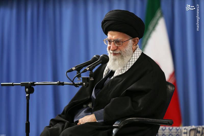 رهبرانقلاب: یکی از بزرگترین امتیازات جمهوری اسلامی، مردمی بودن این انقلاب است.
