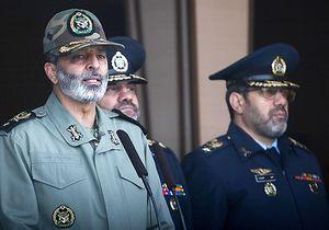 عبدالرحیم موسوی فرمانده ارتش