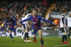 صعود مقتدرانه بارسلونا به فینال با گلزنی کوتینیو