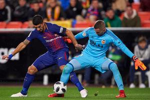 والنسیا 0 - 2 بارسلونا