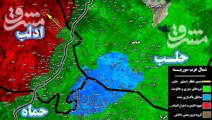 بازگشت امنیت به مسیر دمشق - حلب